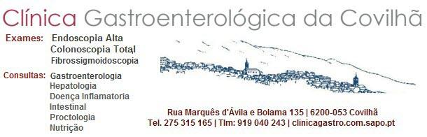 Clinica Gastroentologia Covilhã