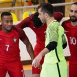 Futsal: Portugal bate Finlândia e está mais perto do Europeu