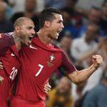 Portugal venceu a Nova Zelândia e apura-se para as meias-finais
