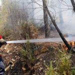 Fogo de Oleiros já destruiu mais de 10 mil hectares de floresta