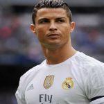 O primeiro a atingir os 100 golos nas competições europeias é Cristiano Ronaldo