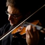 Violinista português atravessa a China em tournée com quarteto polaco