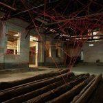 Jornal: Red String, projecto internacional de arte na Covilhã