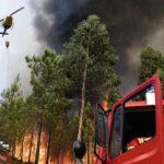Incendios: Fogo de situação muito complicada ameaça aldeias