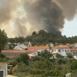 Fundão apela a reforço de meios para fogos completamente descontrolados